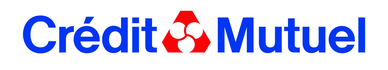 Logo du Crédit Mutuel / Salon Atlantica La Rochelle