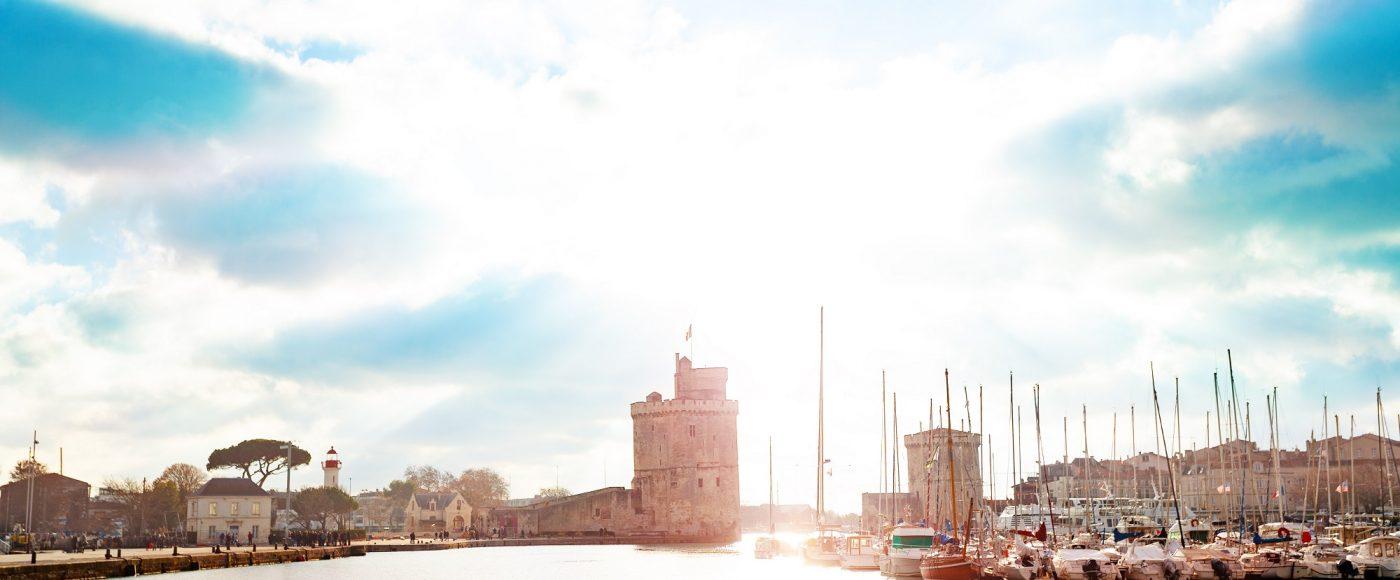Vue du vieux port de La Rochelle - ©Shutterstock