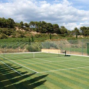 Padelcourt Tennis