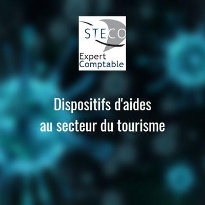 Dispositifs d'aides au secteur du tourisme