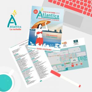 Guide Visiteurs du salon Atlantica 2019