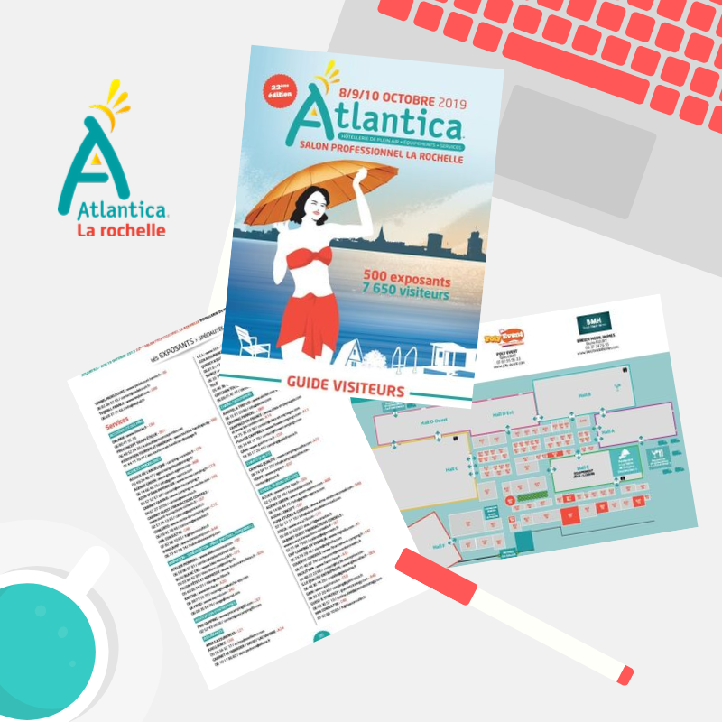 Guide Visiteurs du salon Atlantica 2019