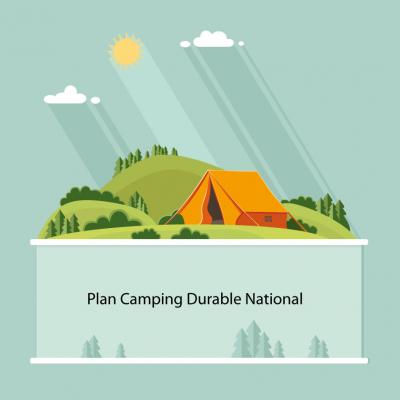 camping durable national