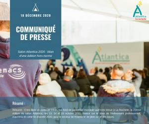 Communiqué de Presse Atlantica