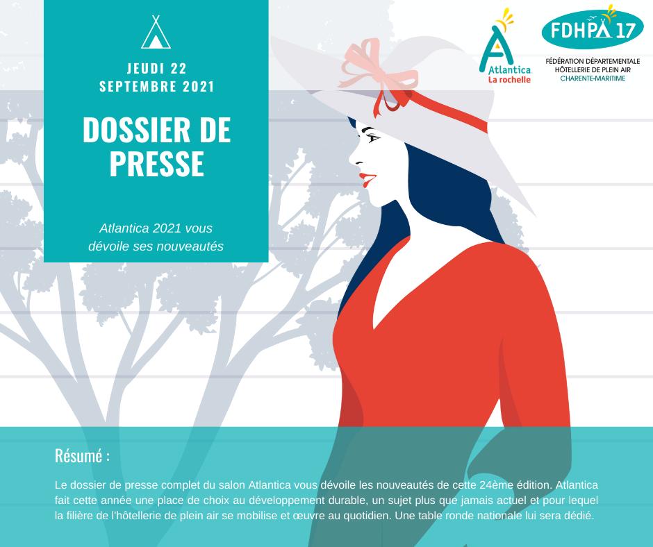 Dossier de Presse Atlantica 2021